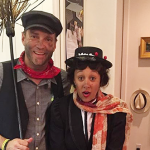 Trick or Treat: Our Family Halloween 2015