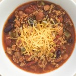 Recipe for Slow Cooker Turkey Chili
