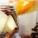 Festive Drink Idea: Infused Water Recipes for Fall
