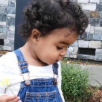 Ariah's Spring Style: Overalls & Rainboots