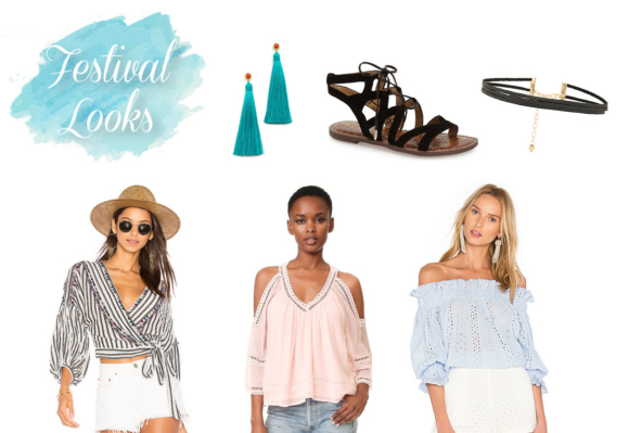 SHOP THE FESTIVAL LOOKS