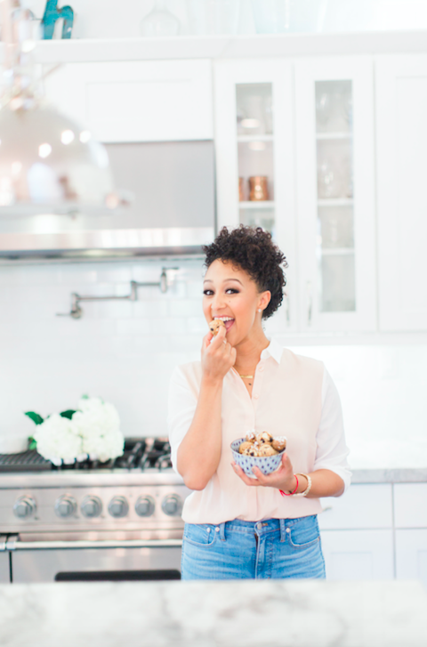 Tamera Mowry Recipe Energy Bites