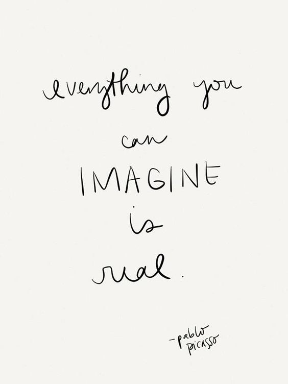 Everything You Can Imagine Quote