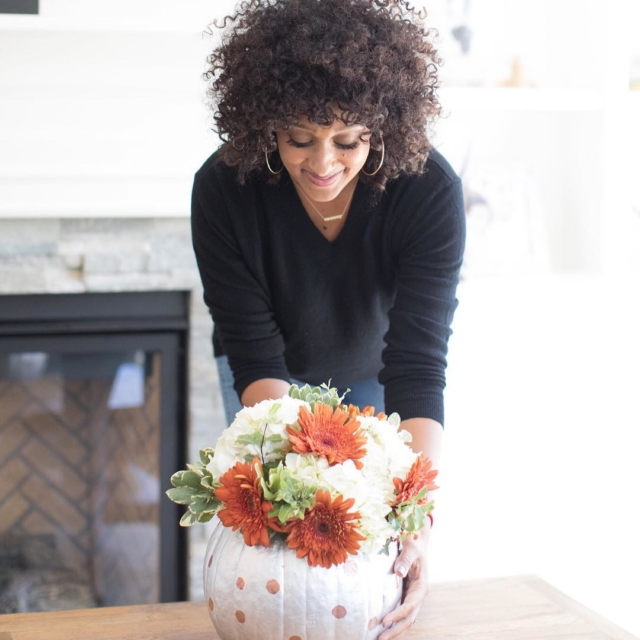 Up on tameramowrycom today I am getting creative with pumpkinshellip