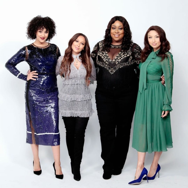 The lovely ladies of therealdaytime today