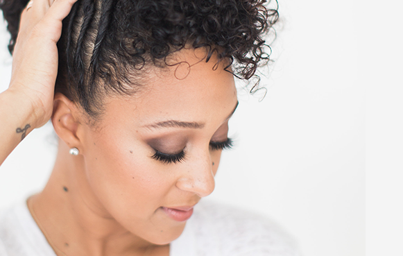 how can i style my curly hair how i style my curly hair tamera mowry 5728